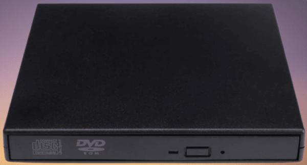External CD/DVD ROM Player Optical Drive
