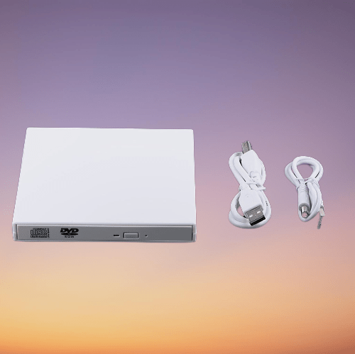 USB 2.0 External CD/DVD ROM Player Optical Drive